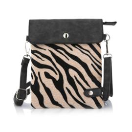 Zebra Schouder tasje