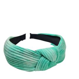 Tie Dye Haarband | Mint