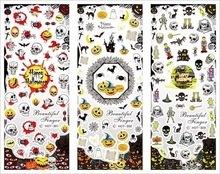 Halloween Nagel stickers Happy Halloween