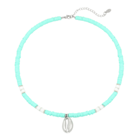 Necklace Ocean Breeze | Aqua