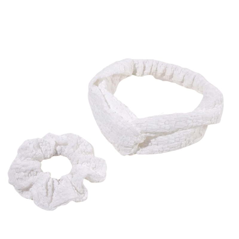 Haarband Summer Set  White