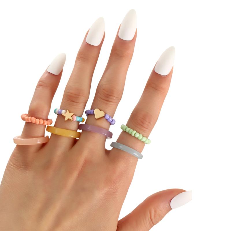 Ring Set   Beads