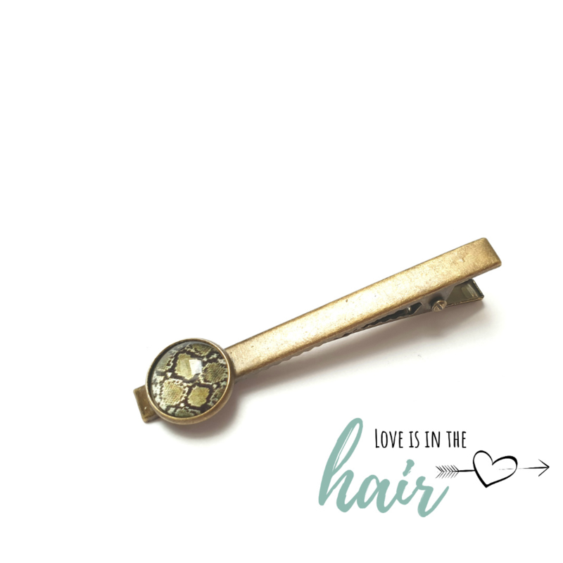 Clip Love Is In The Hair© | Snake