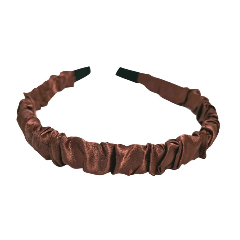 Haarband Silk Smal | Autumn