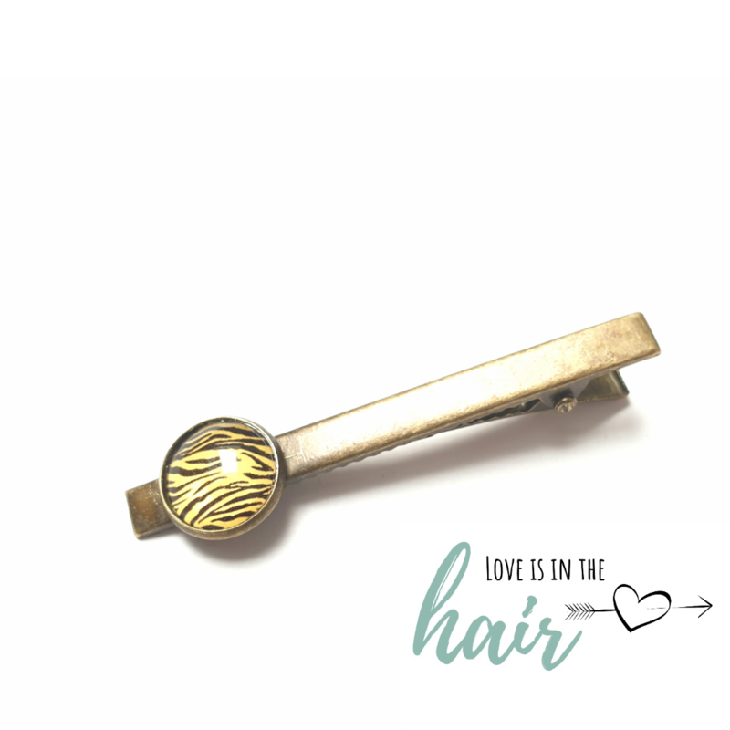 Clip Love Is In The Hair© | Tiger