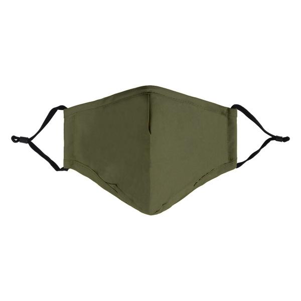 Mondkapje Army Green