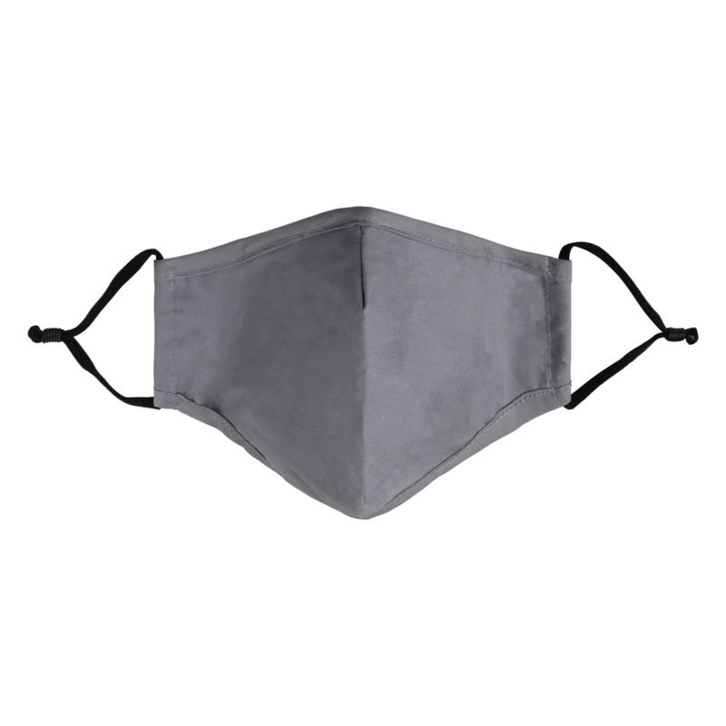 Mondkapje Grey
