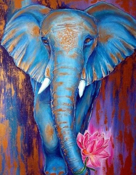 Diamond Painting set | Elephant