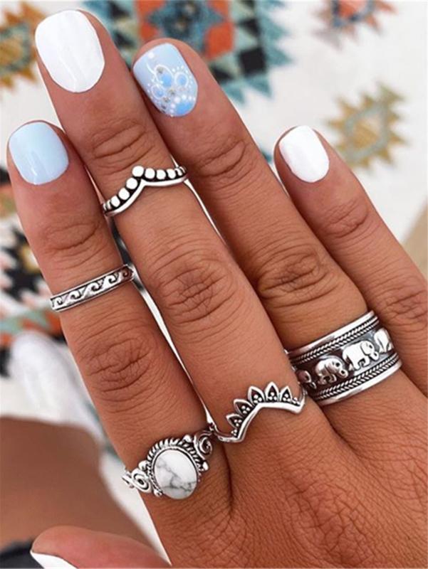 Ring Set | Elephant