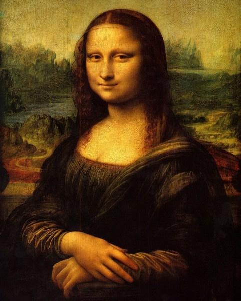 Diamond Painting set   Mona Lisa