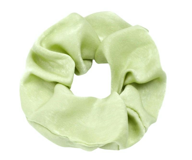 Srunchie Soft As Satin | Green