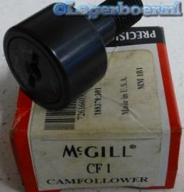"""CF 1"""" McGill nokvolger (inch)"""