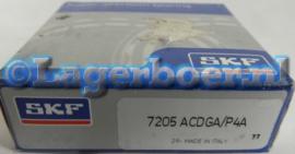 7205-ACDGA/P4A SKF