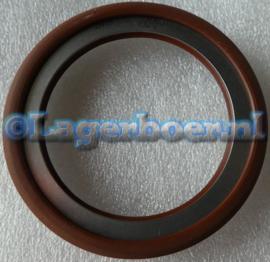 35x47x7mm VR seal zonder stoflip