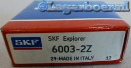 6003-2Z SKF