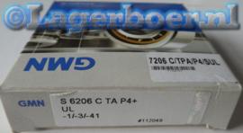 6206CTA/ABEC7 (P4) GMN. (7206-CD/P4A)