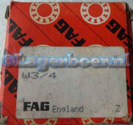 """O-6 (W3/4"""") FAG"""