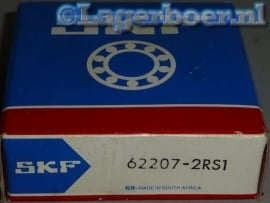 62207-2RS SKF