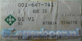KWE15 INA