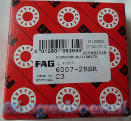 6007-2RS/C3 FAG