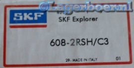 608-2RS/C3 SKF