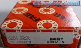 6204-2RS FAG