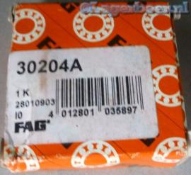30204-A FAG