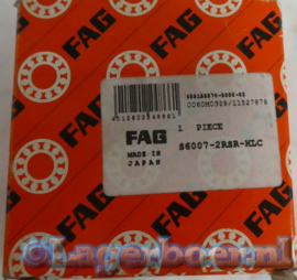 6007-2RS SS6007-2RS-HLC (RVS) FAG