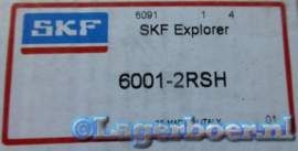 6001-2RS SKF