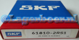 61810-2RS SKF