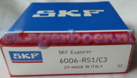 6006-RS/C3 SKF