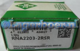 RNA2203-2RS INA