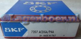 7207-ACDGA/P4A SKF