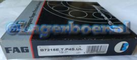 B7215E.T.P4S.UL FAG spindellager