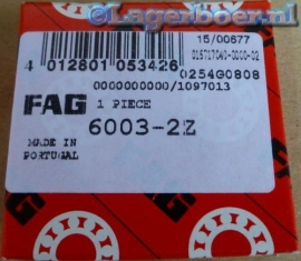 6003-2Z FAG