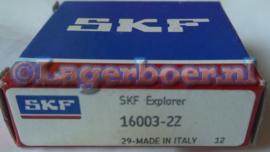 16003-2Z SKF