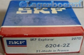 6204-2Z SKF