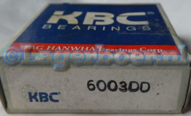 6003-2RS KBC