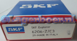 6206-Z/C3 SKF