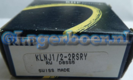 "R8-2RS RHP  (=EE4-2RS of KLNJ½""-2RS)"