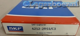 6212-2RS/C3 SKF