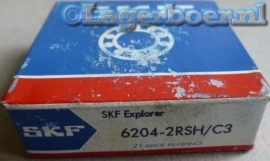 6204-2RS/C3 SKF