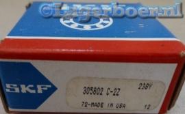 305802C-2Z SKF (LR5202-2Z)