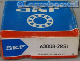 63008-2RS SKF