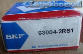 63004-2RS SKF
