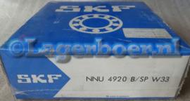 NNU4920-BSP-W33 SKF