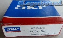 6004-NR SKF