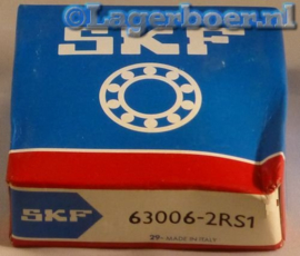 63006-2RS SKF