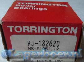 HJ-18620 Torrington/Timken NCS1820