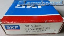 6206-2RS/C3 SKF